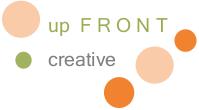 upFront creative Logo